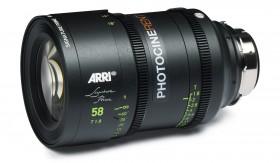 ARRI Signature Prime 58mm T1.8