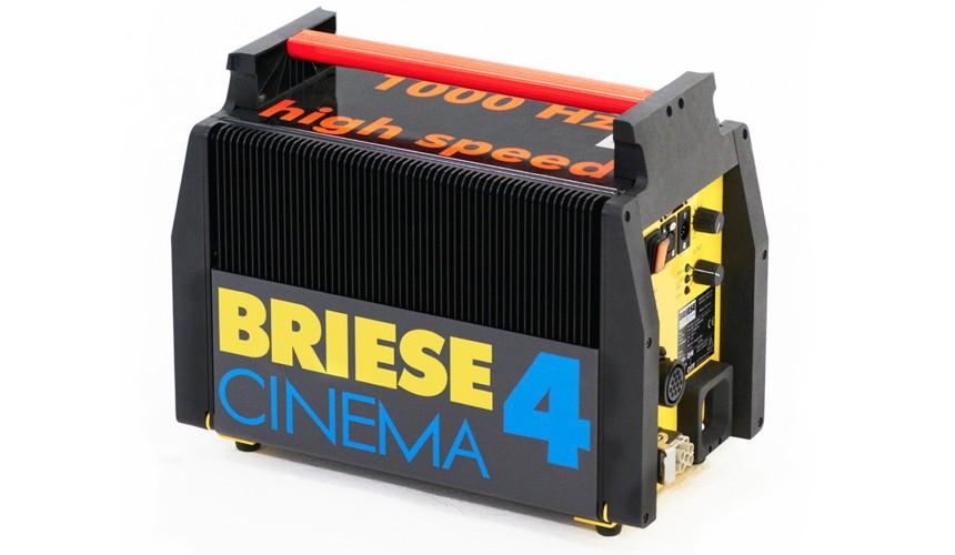 Briese HMI Ballast & Head 4kw