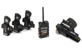 Electronic Lens Control